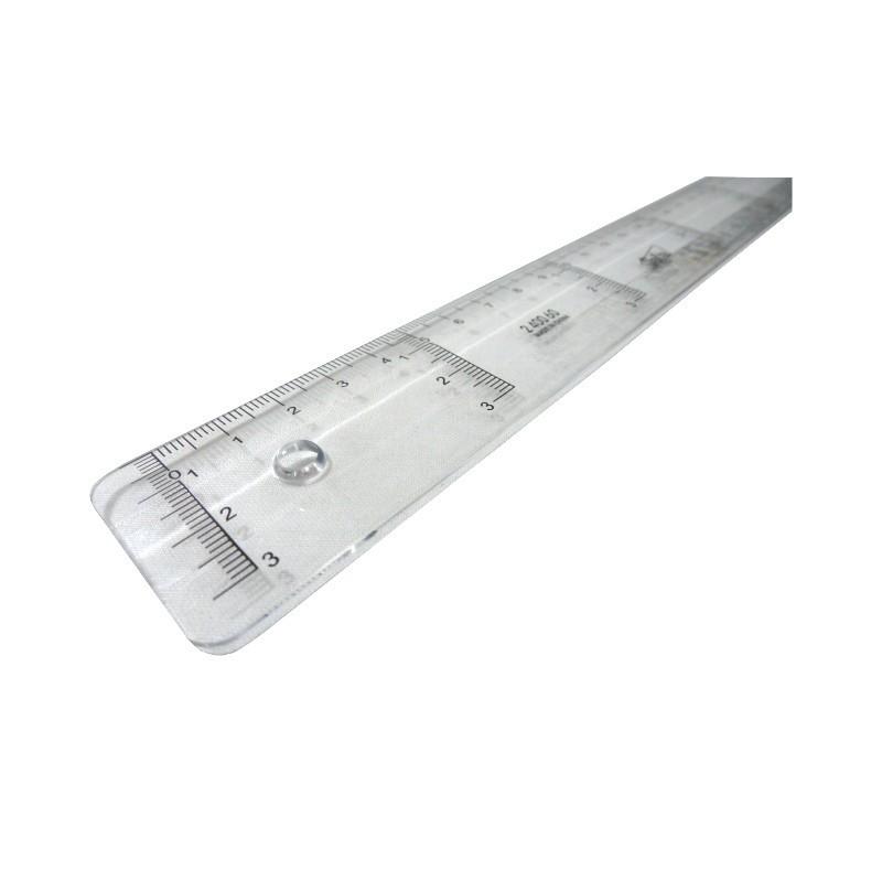 Regla plástico 60 cm