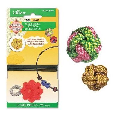 Fabricador lazo forma Bola