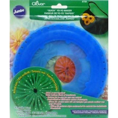 Molde para crear yo-yos Jumbo 90mm