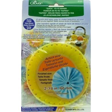 Molde para crear yo-yos 60mm