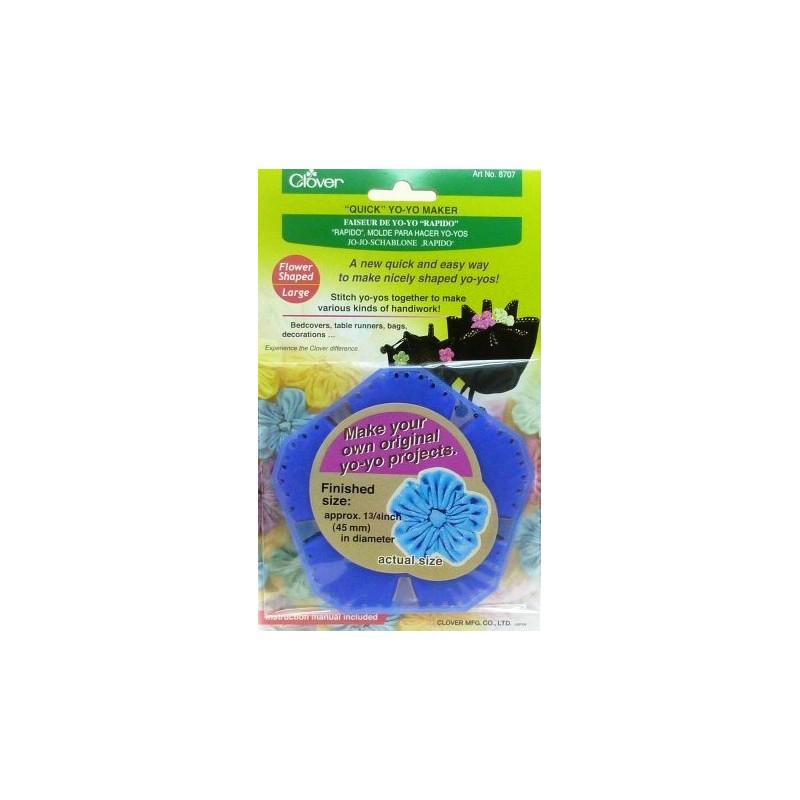 Molde yo-yos 46mm (Clover)
