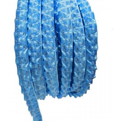Goma liga bolillo azul