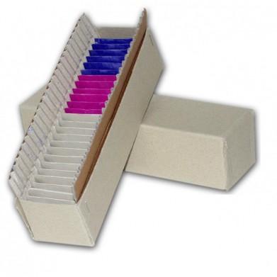 Tizas o jaboncillos de colores