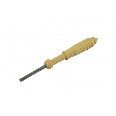 Manipulador de agujas, apretar