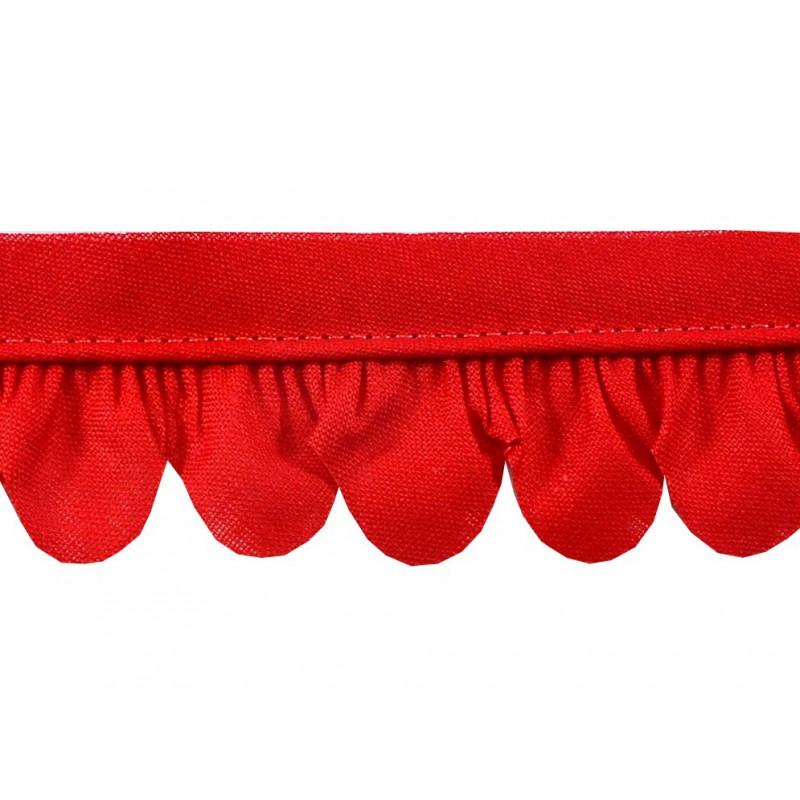 Vivo de pétalos rojo(3,5cm)