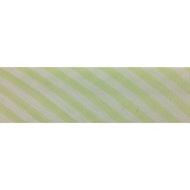 Bies - rallas verde claro(18 mm)