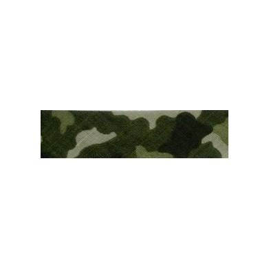 Bies estampado militar (18 mm)