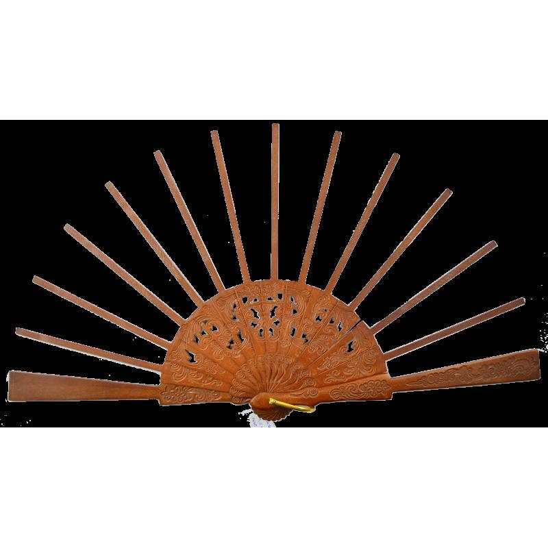 Abanico peral 9,5 x 21,5 cm