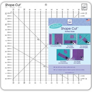Regla Shape Cut