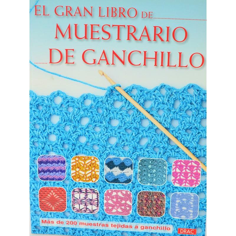 El gran libro de Muestrario de Ganchillo