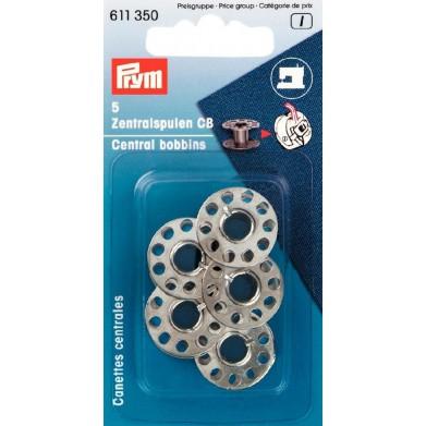Canillas metálicas máquina de coser 20.5mm / 11,7mm