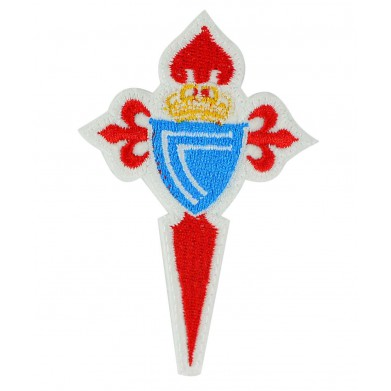 Aplique escudo Celta 9,5 cm x 6 cm