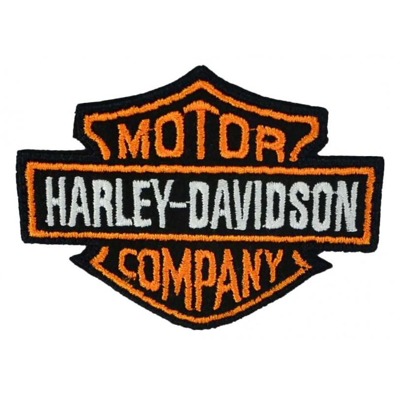 Aplique Harley Davidson 6,5 cm x 8,5 cm