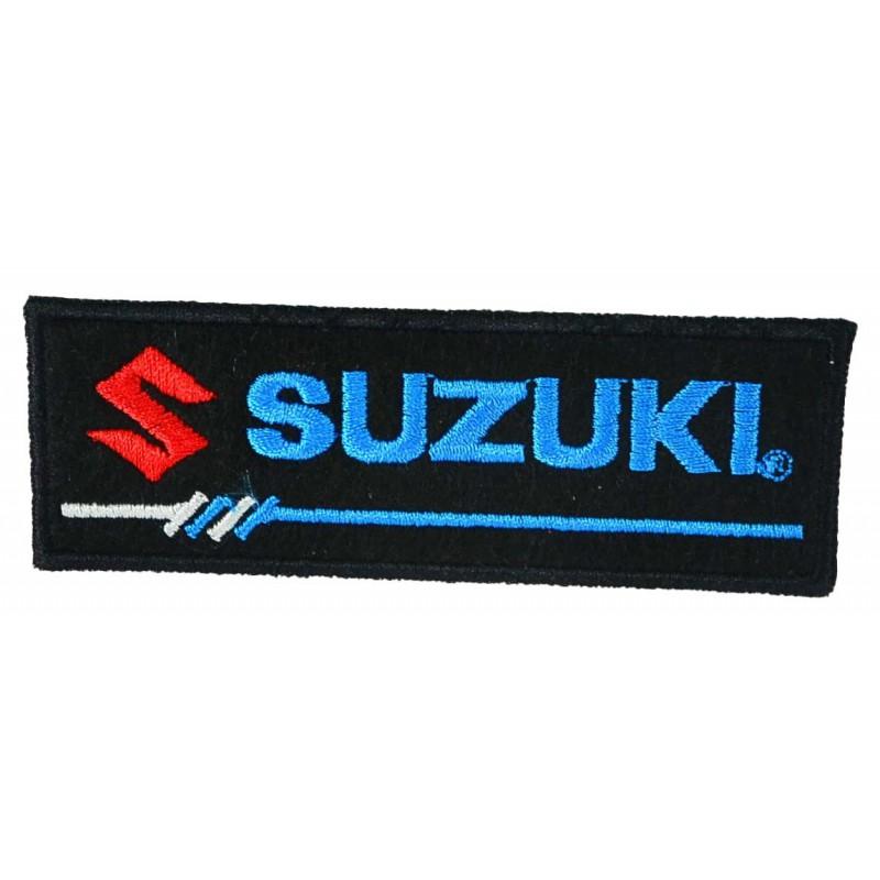 Aplique Suzuki 3,5 cm x 10 cm