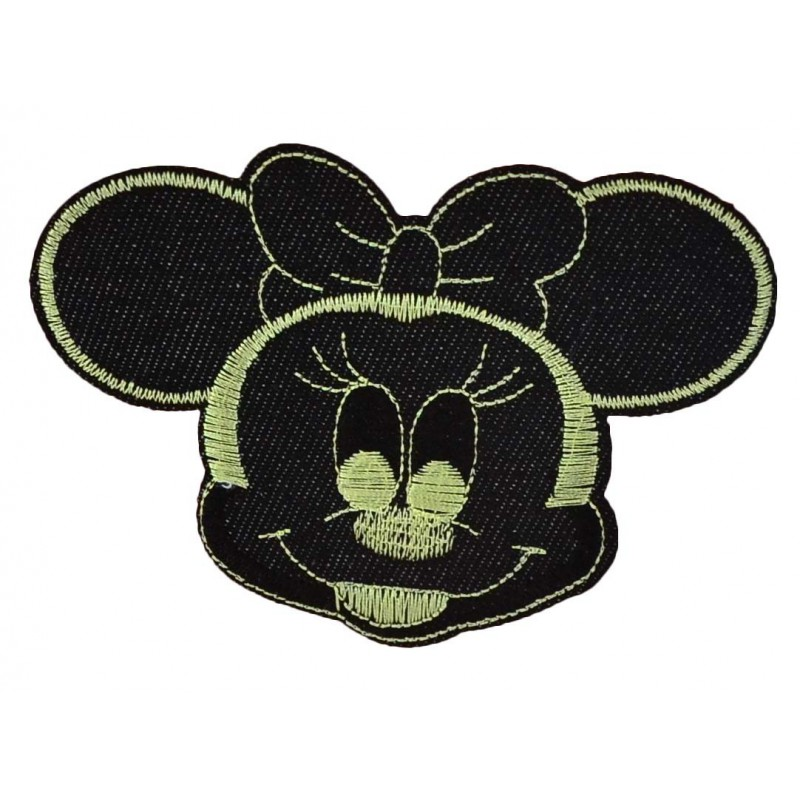 Aplique Minnie 9,5 cm x 12 cm