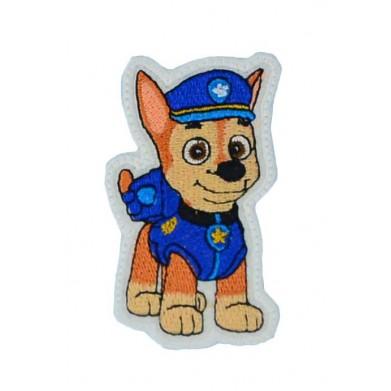 Aplique Patrulla canina 8 cm x 4,5 cm