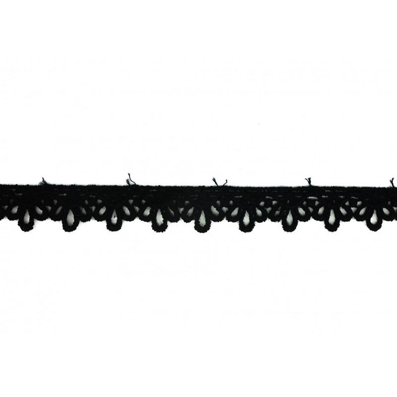 Puntilla guipur 1,5 cm