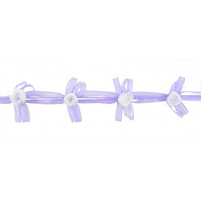 Tapacosturas flores 3 cm
