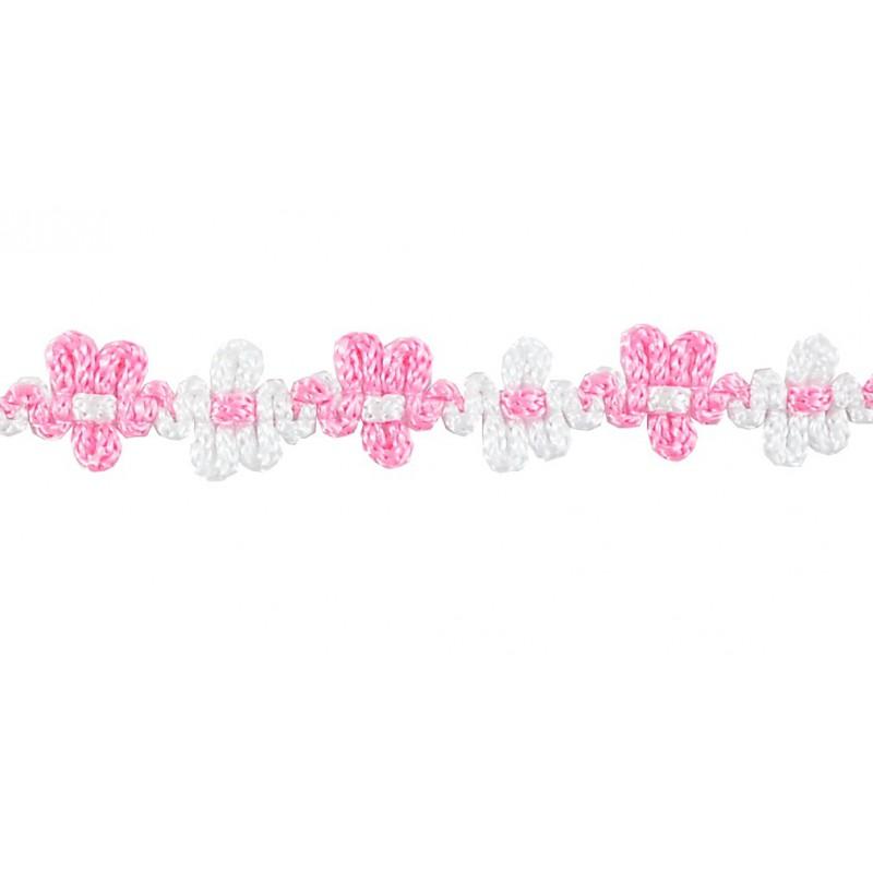 Tapacosturas flores 1,5 cm