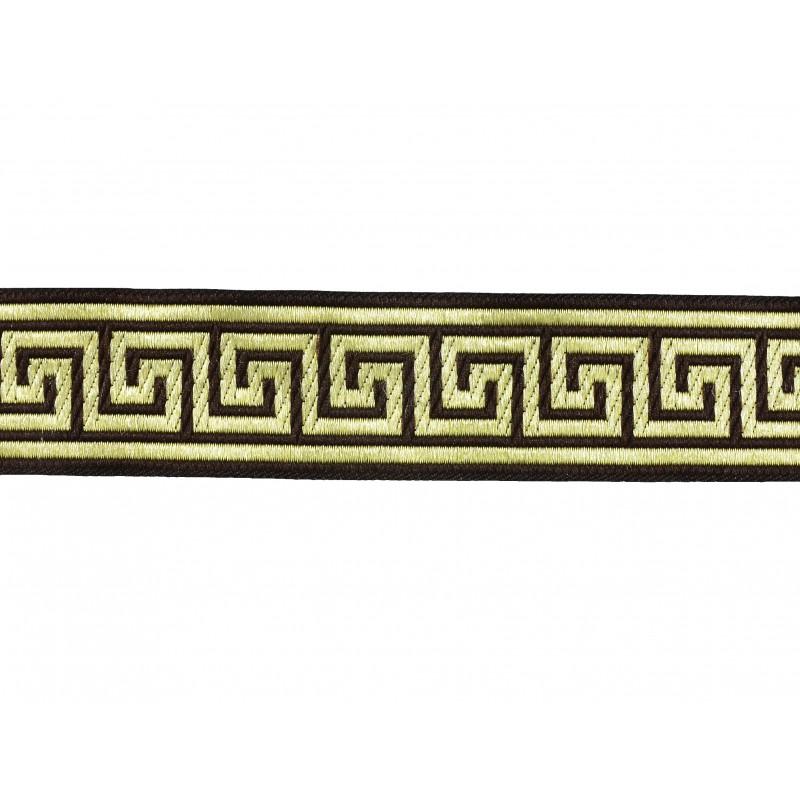 Tapacosturas greca (3 cm)
