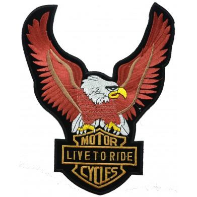 Pegatina adhesiva grande águila