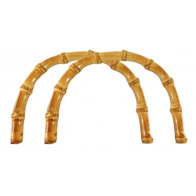 Asas bolso bambú18 cm