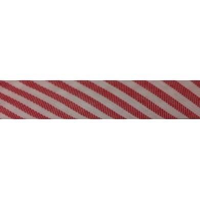 Bies rallas rojas (18 mm)