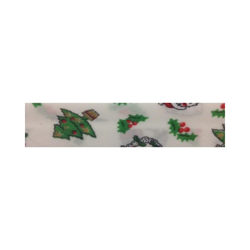 Bies - motivos navideños (25 mm)
