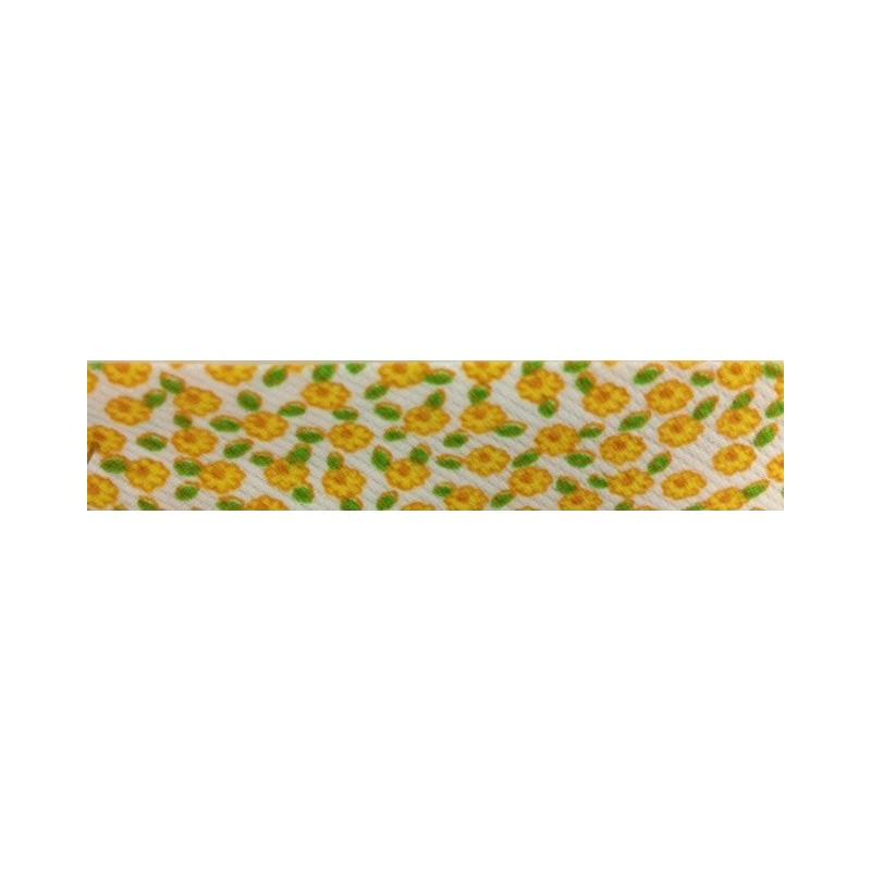 Bies - flores amarillas (18 mm)