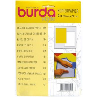 Papel de copia Burda
