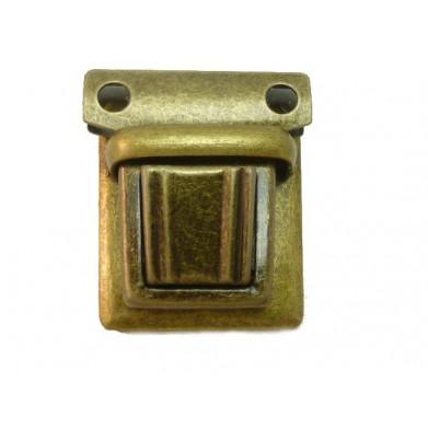 Cierre bolso oro viejo (2cm)