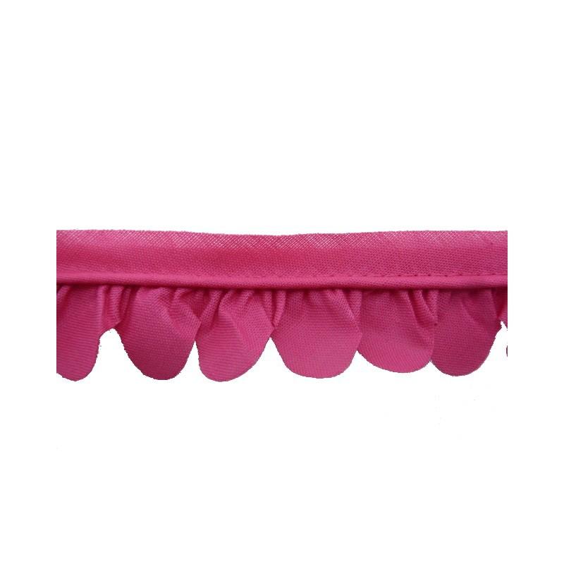 Vivo de pétalos rosa (3,5 cm)