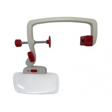 Lupa para máquina de coser