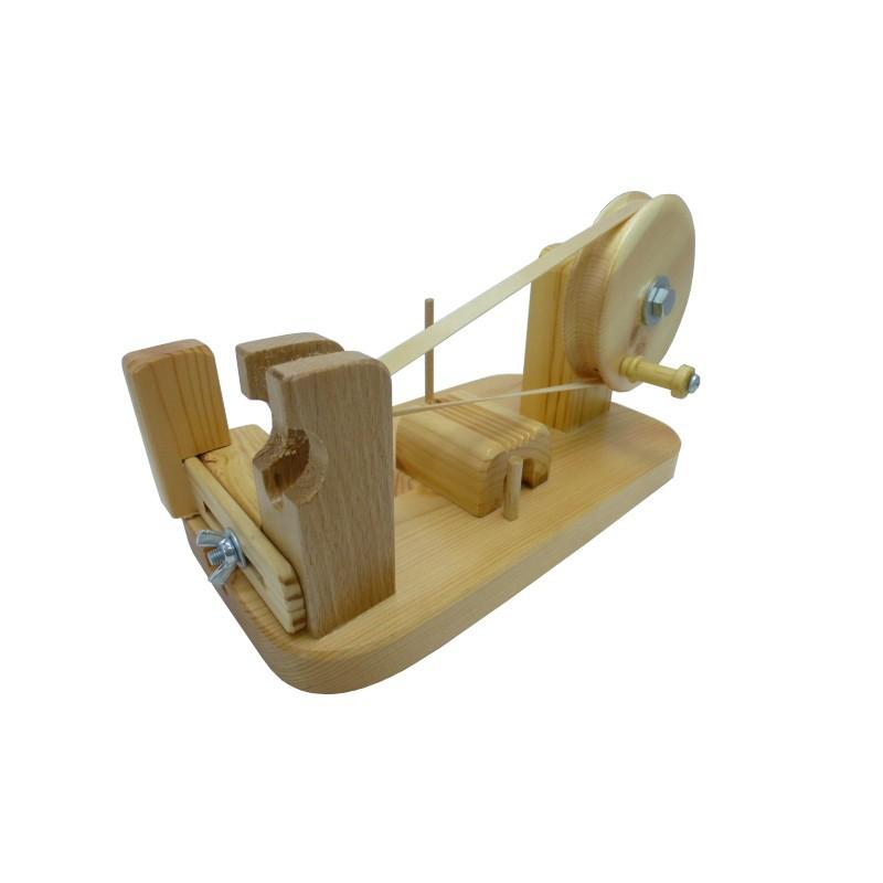 Maquina de hilar (bolillos)
