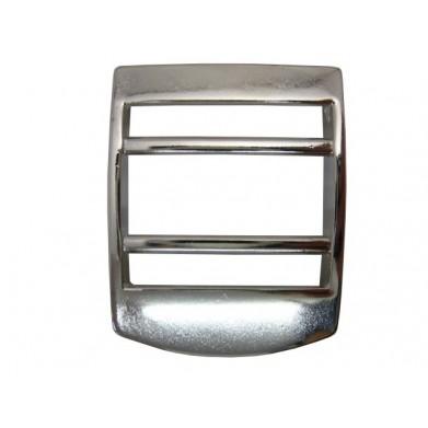 Hebilla niquel 3,5 cm