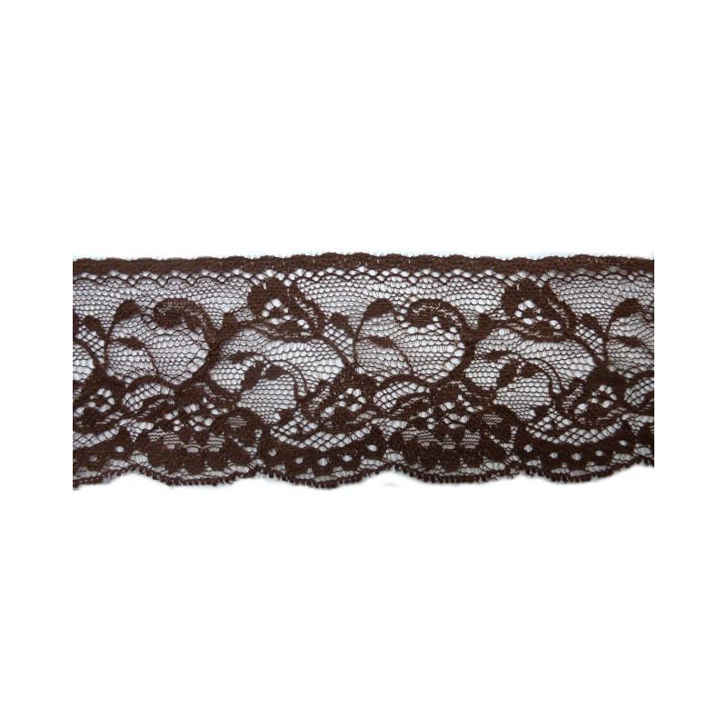 Nylon marrón 5,5 cm