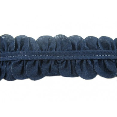 Pétalos - cinta azul