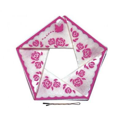 Plantillas para Confeccionar rosas 5cm (Clover)