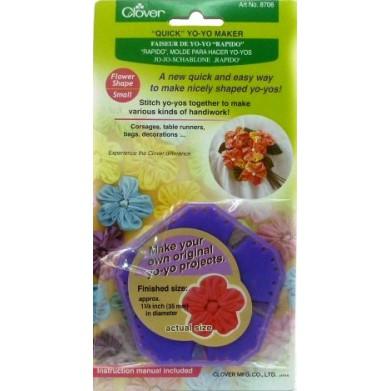 Molde yo-yos 35mm (Clover)