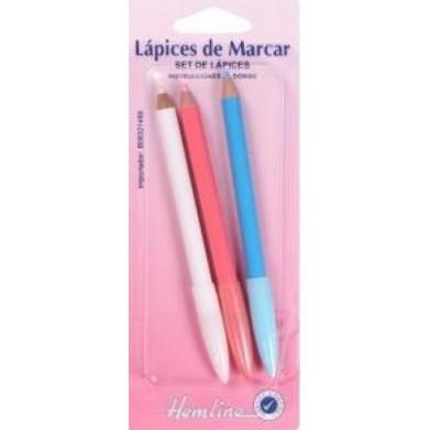 Lápices de marcar