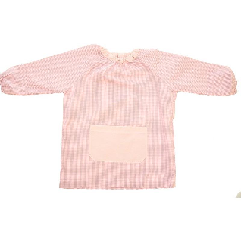 Mandilón cuello Goma rosa