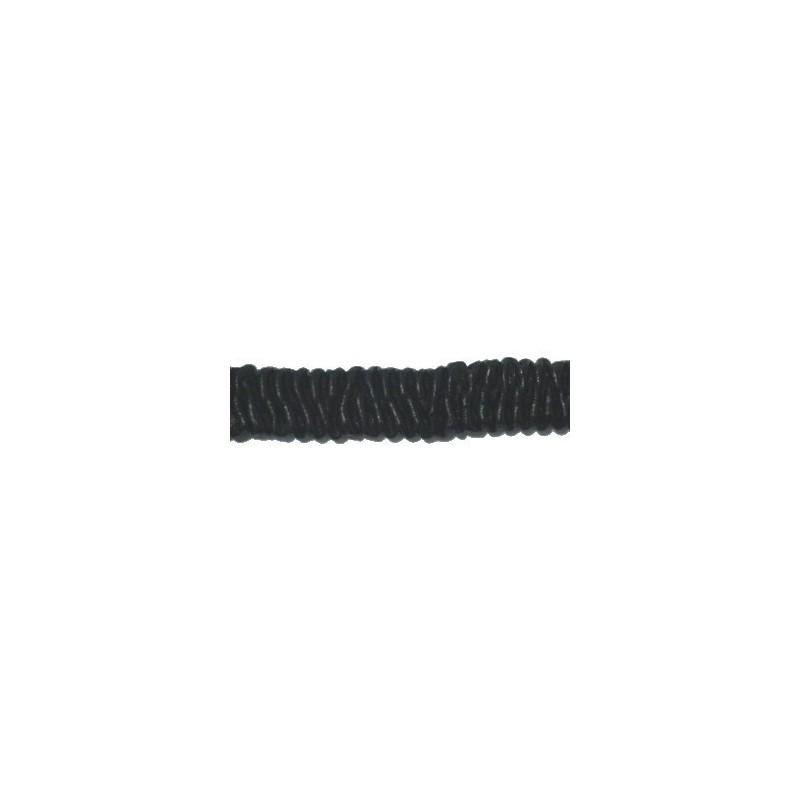 Polipiel negro elástico