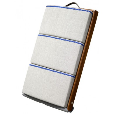 Almohada de bolillos 60x35cm lino