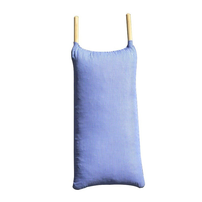 Mundillo tradicional de Camariñas (azul)