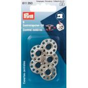 Canillas metálicas máquina de coser 20.5mm / 11,7mm Prym