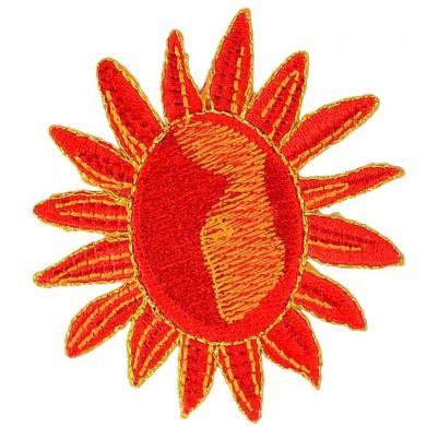 Aplique sol 7 cm x 6 cm