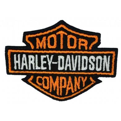 Aplique Harley Davidson 6,5...