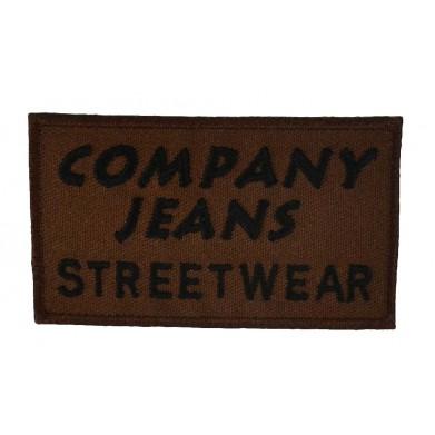 Aplique Company jeans 4 cm...