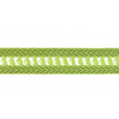 Vainica hilo verdes 2 cm