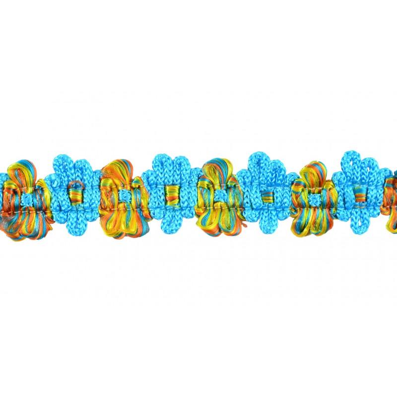 Tapacosturas flores 2 cm